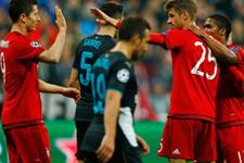Bayern'in Arsenal'den intikamı farklı oldu!