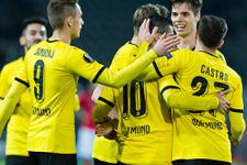 Borussia Dortmund güle oynaya kazandı