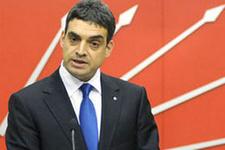 CHP'li Umut Oran Cumhurbaşkanı adayını açıkladı