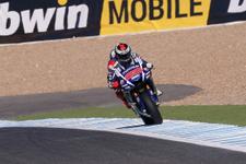 Moto GP'de şampiyon Jorge Lorenzo