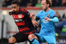 Leverkusen'e Barcelona engeli