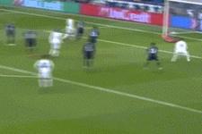 Ronaldo'nun Malmö'ye attığı frikik golü