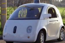 Çinli internet şirketinden sürücüsüz araç