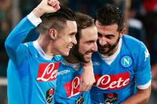 7 gollü maçta gülen taraf Napoli