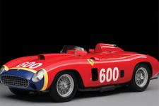 1956 model Ferrari öyle bir fiyata satıldı ki