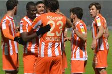 Adanaspor'a kritik 3 puan