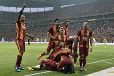 Galatasaray Beşiktaş'a fark attı