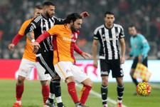 Beşiktaş Galatasaray maçının sonucu ve özeti
