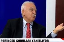 Perinçek Erdoğan'a 'Helal olsun' dedi