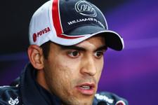 Formula 1'in en hızlısı Maldonado!