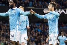 Manchester City'den 4 gollü galibiyet