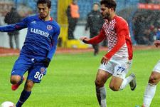 Karabükspor gol yağdırdı