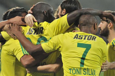 Şanlıurfaspor'a tek gol yetti