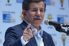 Davutoğlu'ndan flaş ekonomi ve teknoloji açıklaması