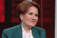 Meral Akşener'den o soruya tek cümlelik cevap!