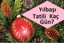 31 Aralık tatil mi okullar açık mı son haber
