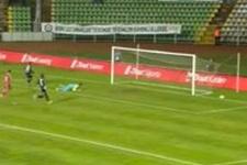 Giresunspor Tuzlaspor maçında skandal hata