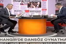 Cem Küçük: Ahmet Hakan'ın yanağını okşayıp...
