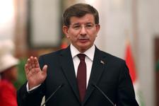 Davutoğlu Suriyeli muhaliflere destek mesajı
