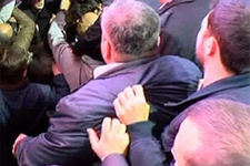 CHP'nin Antalya kongresinde kavga