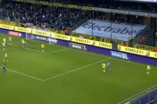 Anderlecht'ten maça damga vuran korner