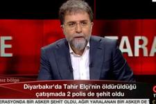 Kışanak'tan Ahmet Hakan'a Tahir Elçi uyarısı