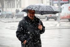 Ankara hava durumu Sibirya karı geliyor!