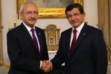 Davutoğlu-Kılıçdaroğlu görüşmesi uzlaşma sağlandı mı?
