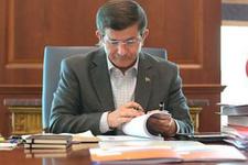 Davutoğlu'ndan yeni anayasa mesajı: 'Mutabakat sağladık'