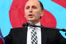 Trabzonspor'un yeni başkanı Muharrem Usta oldu