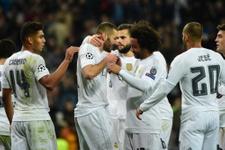 Real Madrid'den Malmö'ye tarihi fark