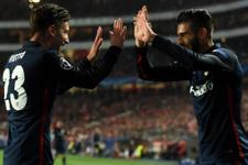 Atletico Madrid lider bitirdi
