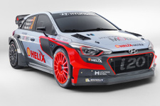 İşte karşınızda Hyundai  i20 WRC