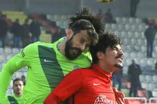 Akhisar Belediyespor kupada geri döndü