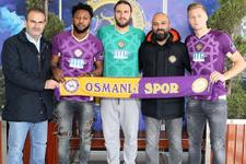 Osmanlıspor'dan 2 flaş transfer