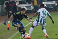 Fenerbahçe Giresunspor maçının sonucu ve özeti