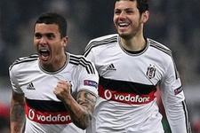 Beşiktaş'ın eski yıldızından büyük vefa