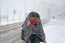 Ankara hava durumu kar sert geliyor!