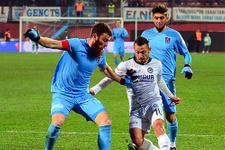 Trabzonspor Nazilli Belediyespor maçı fotoğrafları