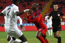 Mersin İdmanyurdu-Akhisar Belediyespor maçının sonucu