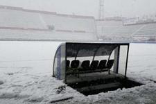Trabzonspor Beşiktaş maçına kar engeli maç ertelendi