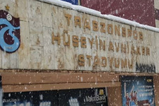 Trabzon hava durumu - Trabzonspor Beşiktaş maçı iptal