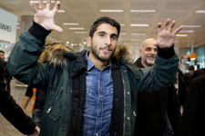 Beşiktaş Aras Özbiliz'e 4,5 yıllık imza attırdı