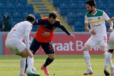 Medipol Başakşehir-Amed maçının sonucu ve özeti