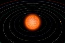 En büyük güneş sistemi bulundu! Dev gezegen