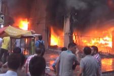 Kırşehir'de iş yeri yakılan esnafa KDV şoku!