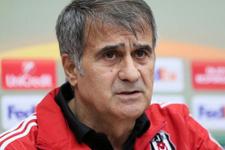İşte Beşiktaş'ın Bucaspor kadrosu