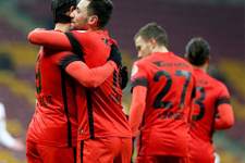 Galatasaray Gaziantepspor maçının sonucu ve özeti