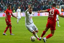 Torku Konyaspor-Antalyaspor kupa maçının sonucu