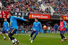 Barcelona idmanında beyin yakan tiki taka